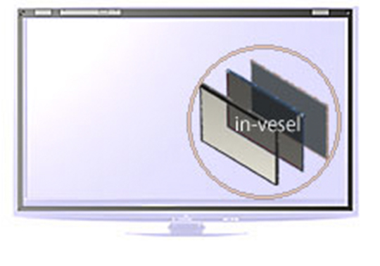 M type frame touch panel (without glass)