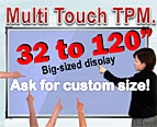 Optical Touch Panel, Module, External/Internal